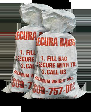 confidential bags
