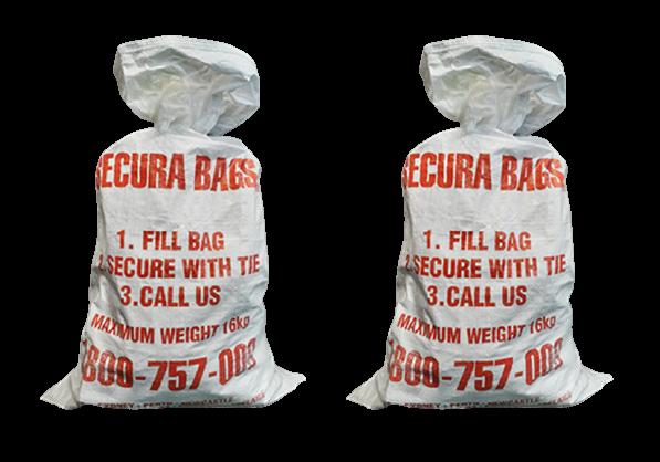 shredding services sydney confidential bags